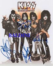 KISS SIMMONS STANLEY SIGNED 10X8 PHOTO, GREAT STUDIO IMAGE, LOOKS GREAT FRAMED