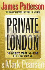 Private London: (Private 2) by James Patterson (Hardback, 2011)