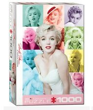 Marilyn Monroe Color Portraits 1000 Piece Jigsaw Puzzle by Eurographics