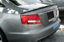 Carbon Process Trunk Spoiler for Audi A6 C6 ABT Type Sedan 2004-2008