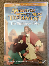The Righteous Judge Interactive DVD, The Animated Stories From The NEW TESTAMENT