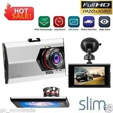 3 Inch Full HD 1080P Car DVR Dash Camera G-sensor Vehicle Video Cam Recorder