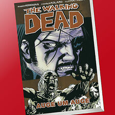 Comic THE WALKING DEAD (Band 8) | AUGE UM AUGE | Robert Kirkman (Buch)