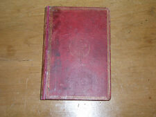 1872 THROUGH THE LOOKING GLASS -1st.EDITION - ALICE IN WONDERLAND- LEWIS CARROLL