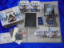 ps3 ASSASSINS CREED Brotherhood The Codex Edition COMPLETE Playstation 3 PAL