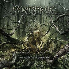 SYNDEMIC - FOR THOSE IN DESPERATION CD for fans of Dark Age, Black Dahlia Murder