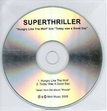 (AB338) Superthriller, Hungry Like The Wolf - DJ CD