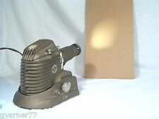 Vintage Golde Manumatic Slide Projector No. 300-P-1042 Blower Cooled Working !