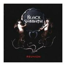 Black Sabbath - Reunion NEW 2xCD