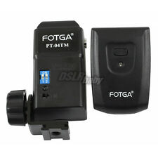 PT-04 TM 4 Channel Wireless Flash  Remote Trigger Hot Shoe f Canon Nikon Yongnuo