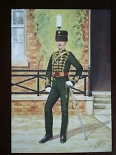 POSTCARD THE ROYAL YEOMANRY - SHERWOOD RANGERS OFFICER 1900