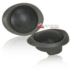 """Morel MT 230 1.1""""  6 ohm Car Audio / Stereo Soft Dome Tweeters MT230 Pair New"""