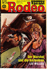 Rodeo-Western Nr. 820 ***Zustand 2-***  1. Serie