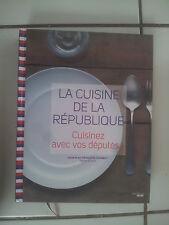 Françoise Branget LA CUISINE DE LA REPUBLIQUE cuisinez avec vos députés TBE