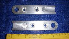 **NEW USAMade** Aluminum ILF Plates long for Wood Risers 3 19/32x3/4x5/16!!!!!