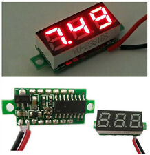 0.28'' DC 2.5V-30V Red LED Mini Digital Voltmeter Voltage Tester Meter Quality
