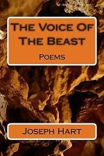 The Voice of the Beast by Joseph Hart (2014, Paperback)