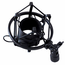 Universal Microphone Shock Mount For Large Diameter Condenser Mic 43mm to 50mm