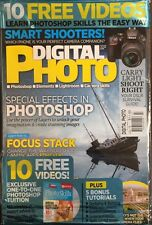 Digital Photo Special Effects In Photoshop July 2015 FREE SHIPPING!