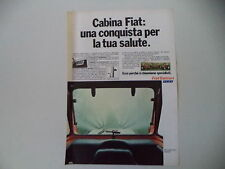 advertising Pubblicità 1978 FIAT TRATTORI