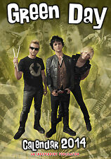 GREEN DAY   KALENDER 2014 NEU & OVP (DREAM)