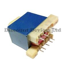 Electronic Prototype Transformer PCB Mounting 230/12V
