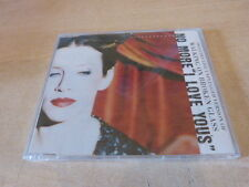 ANNIE LENNOX - NO MORE I LOVE YOUS - 743212622928 !!!RARE CD COLLECTOR AUSTRALIA