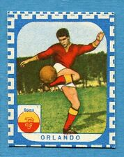 CALCIATORI NANNINA 1961-62 -Figurina-Sticker - ORLANDO - ROMA -New