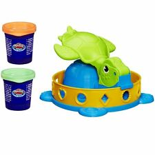 Play-Doh PlayDoh Twist'n Squish Turtle comprend 2 x pots de Play-Doh Plus