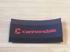 1 x CANNONDALE  NEOPRENE BICYCLE ACCESSORIES BIKE CHAIN STAY FRAME PROTECTOR