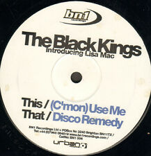 THE BLACK KINGS - (C'mon) Use Me - BN1