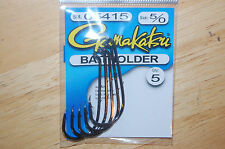 gamakatsu baitholder hook size 5/0  5 per pack # 05415 hooks