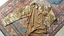 British Army Issue Desert Camo UBACS Under Body Armour Shirt