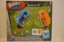 Bubble Ball Blue Bubble Bumper Suit 4' For Bubble Soccer Zorb Outdoor Fun NEW