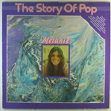 "12"" LP - Melanie - The Story Of Pop - L4963h - washed & cleaned"