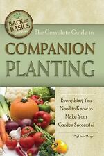 The Complete Guide to Companion Planting: Everything You Need to Know -ExLibrary