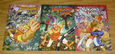 Don Bluth Presents Dragon's Lair #1-3 VF/NM complete series based on video game