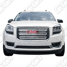 Chrome Grille Overlay Kit (3 PCS) for 2013-2016 GMC Acadia SLE / SLT + Video