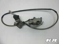 2007 Honda CRF250 Front Brakes, Caliper, Master, Complete, 07 CRF 250 B3928