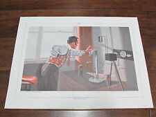 Texas Instruments Inc History of Seismograph Art Print 3rd in Series Pjaundler