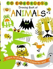 Ed Emberley`s Drawing Book of Animals by Ed Emberley, (Paperback), LB Kids , New