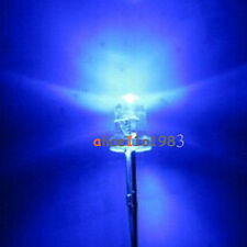 100PCS 3MM Blue 5000MCD Round  Water Clear LED Light