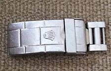 ROLEX SUBMARINER REF 93150 VC 1978 OEM DEPLOYMENT FLIP LOCK CLASP