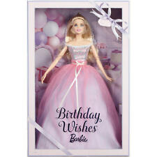 Brand New 2017 Birthday Wishes Barbie Doll MIB