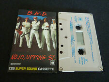 BIG AUDIO DYNAMITE NO 10 UPPING ST RARE AUSSIE CASSETTE TAPE! B.A.D. THE CLASH