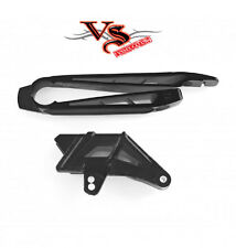 Polisport Chain Guide & Slider Kit KTM SX125 SX150 SXF250 EXC125 EXC200 BLACK