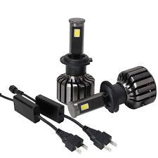 NEW CREE H7  80W 8000LM LED Headlight Kit Beam Bulbs 6000K Replace Halogen Xenon