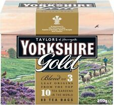 Yorkshire Tea Gold Tea (4x80 Bags)