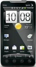 HTC EVO 4G Black (Sprint) *WORKS BUT SOME DEAD PIXELS *MINT SCREEN POOR CSE