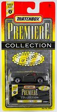 Matchbox World Class Series 4 Premiere Collection Toyota Supra Gray New On Card
